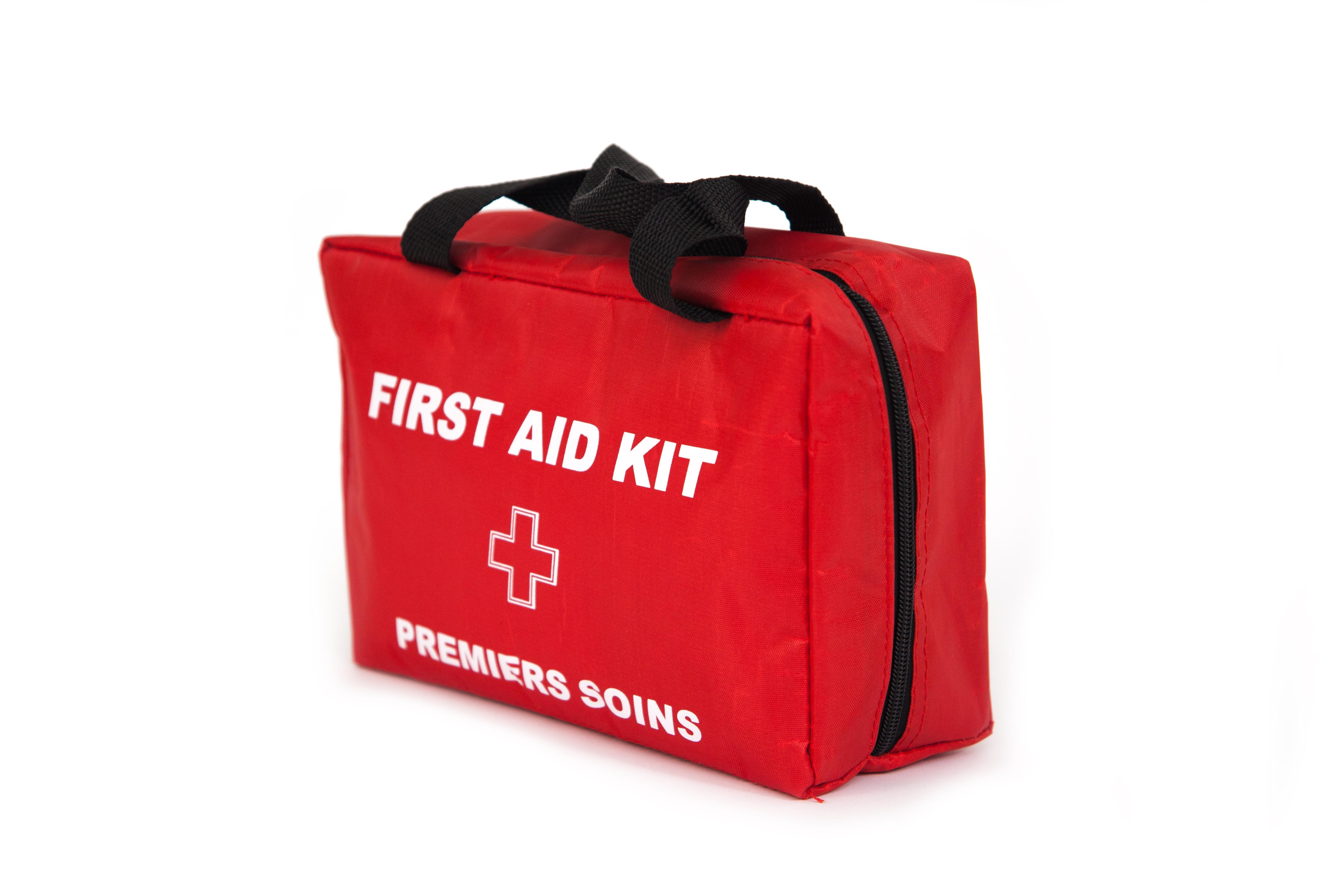 Trousses de premiers soins, Trousses de premiers soins, Académie de secourisme médical