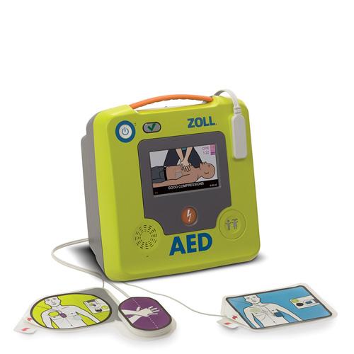 Défibrillateurs externes automatisés DEA Zoll AED 3