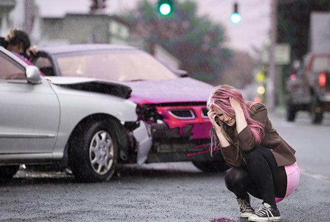 secourisme accident route