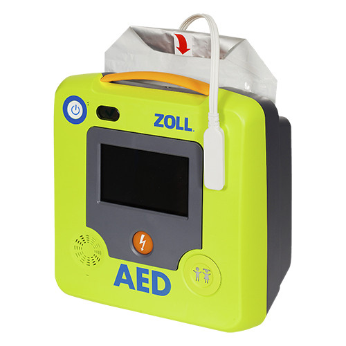 Zoll AED 3, Défibrillateur externe automatisé Zoll AED 3