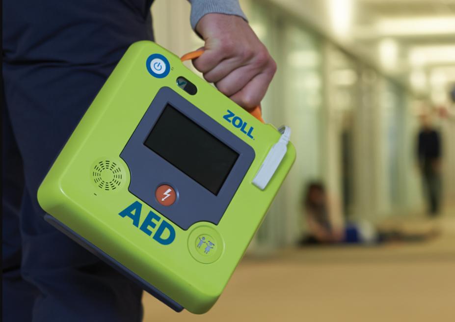 Zoll AED Défibrillateur Québec