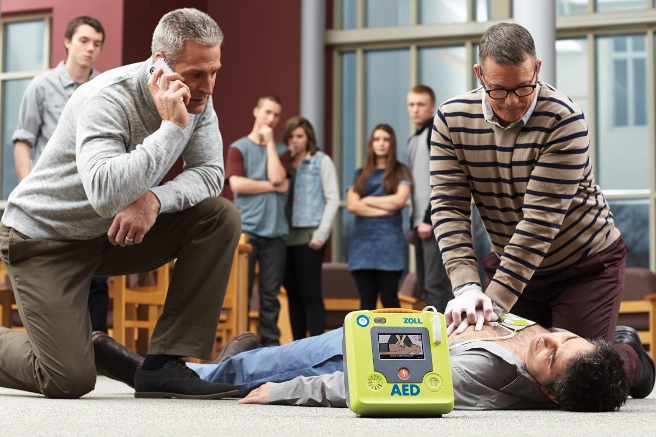 défibrillateur automatique, Le défibrillateur automatique: le guide d'utilisation, Académie de secourisme médical